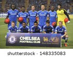 ������, ������: Player of Chelsea FC