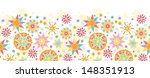 colorful christmas stars... | Shutterstock .eps vector #148351913