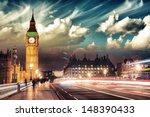 Beautiful Colors Of Big Ben...
