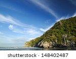 haad lam sara  sea thailand | Shutterstock . vector #148402487