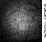 old scratched metal texture... | Shutterstock . vector #148500623