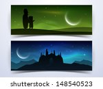 website header or banner set... | Shutterstock .eps vector #148540523
