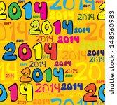 seamless multicolor pattern... | Shutterstock . vector #148560983