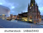 birmingham  uk   january 30 ... | Shutterstock . vector #148665443