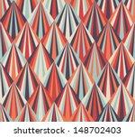 seamless vector geometric... | Shutterstock .eps vector #148702403
