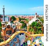 barcelona  spain   july 19 ... | Shutterstock . vector #148779143