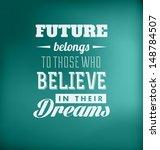 typographic poster design  ... | Shutterstock .eps vector #148784507