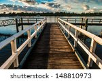 River Jetty At Tweed Heads  Ne...