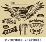 american,auto,beak,bird,bolt,brand,car,classic,damper,decoration,decorative,desert,dirty,eagle,emblem