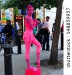 London   August 10  Street...