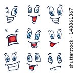 cartoon expression