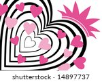 background heart royal valentine | Shutterstock .eps vector #14897737