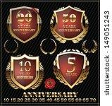 anniversary design element... | Shutterstock .eps vector #149051243