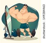 yetişkin,kol,vücut,bodybuilder,vücut geliştirme,bina,çizgi film,karakter,yaratıcı,çizim,egzersiz,sığdır,fitness,spor salonu,yakışıklı