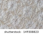 Lace With Flower Pattern ...
