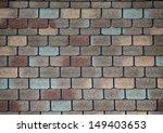 shingle roof pattern for... | Shutterstock . vector #149403653