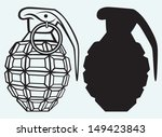 image of an manual grenade...