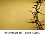 This Crown Of Thorns Against...