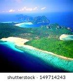 railay beach in krabi thailand. ... | Shutterstock . vector #149714243