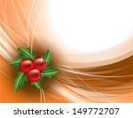 christmas background. eps10.   Shutterstock .eps vector #149772707