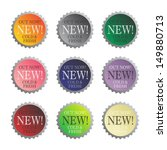 commercial business label...