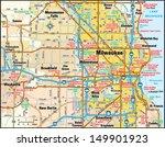 milwaukee  wisconsin area map