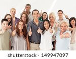 a large group of different... | Shutterstock . vector #149947097