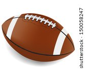 american,background,ball,college football,competition,equipment,field goal,football,game,illustration,isolated,isolated football,lace,league,leather