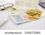 currency and paper money of... | Shutterstock . vector #150072083