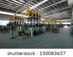 modern factory workshop | Shutterstock . vector #150083657