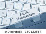 facility management | Shutterstock . vector #150123557