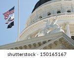 california state capitol...   Shutterstock . vector #150165167