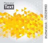 abstract mosaic background.... | Shutterstock .eps vector #150258983