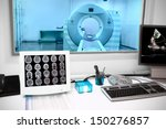 in ct laboratory. observation... | Shutterstock . vector #150276857