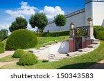 Amazing Castle Garden In Dobri...
