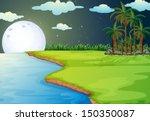 illustration of a bright... | Shutterstock .eps vector #150350087