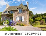 Beautiful House In French...