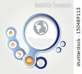 infographics or website...