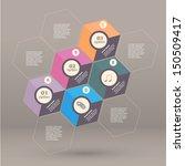 conceptual vector design... | Shutterstock .eps vector #150509417