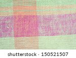 colorful napkins | Shutterstock . vector #150521507