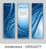 vector banners. eps10 format. | Shutterstock .eps vector #150523277