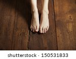 cropped image of female bare... | Shutterstock . vector #150531833