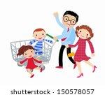 family | Shutterstock .eps vector #150578057