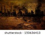 background illustration of a...   Shutterstock . vector #150636413