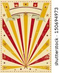sunbeams trendy color...   Shutterstock .eps vector #150694973