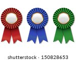 rosette set    Shutterstock .eps vector #150828653