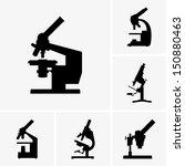 microscopes | Shutterstock .eps vector #150880463