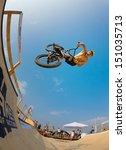popovka  ukraine   august 14.... | Shutterstock . vector #151035713