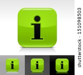 information icon green color...