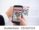 close up of businessman... | Shutterstock . vector #151167113